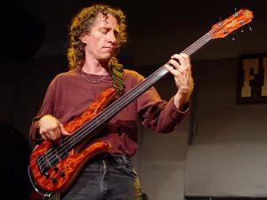 bassist Michael Manring