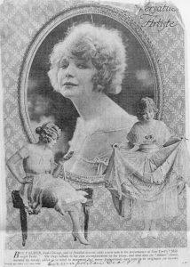 photo-Cosmopolitan-Dec-1918 Bee Palmer